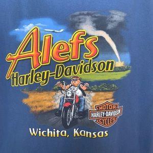 Harley Davidson Mens T-Shirt